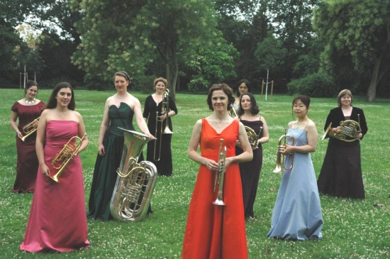 Women in Brass : Team