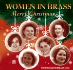 Women in Brass - Merry Christmas